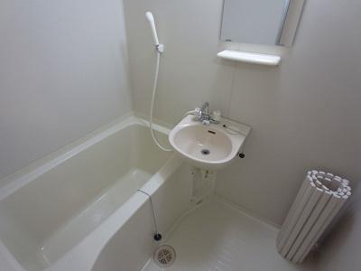 【浴室】ランドロード・トミオ