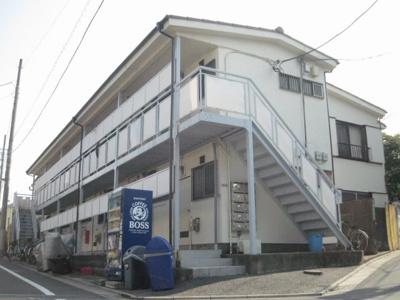 【外観】東コーポ