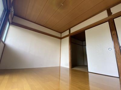 【寝室】東コーポ