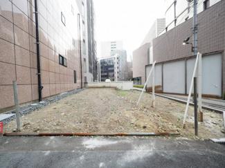 【外観】千代田区三番町 建築条件なし土地
