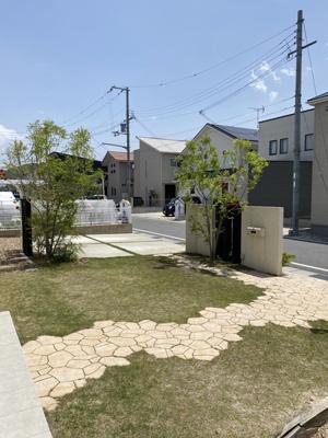 【庭】たつの市龍野町中村/中古戸建