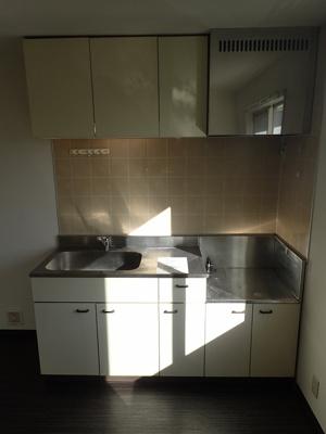 【キッチン】スカイハイツA