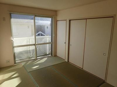 【寝室】スカイハイツA