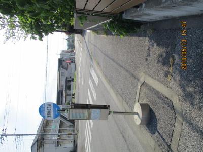 清原台六丁目バス停留所