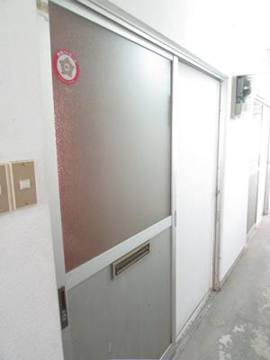【玄関】サンメゾン24 B