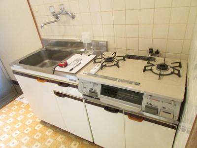 【キッチン】サンメゾン24 B