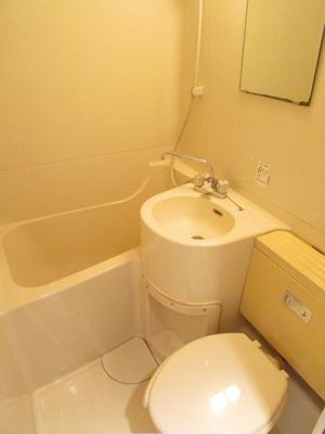 【浴室】サンメゾン24 B