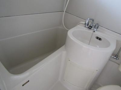【浴室】ウッディハウス