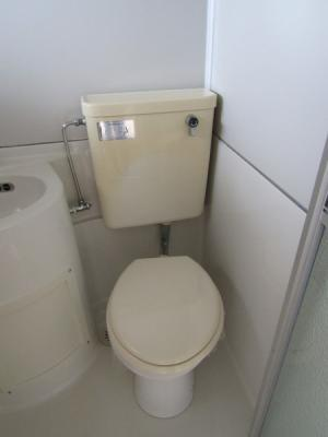 【トイレ】ウッディハウス