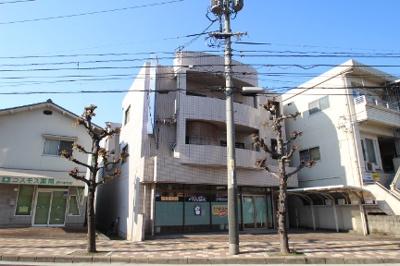 【外観】植木ビル