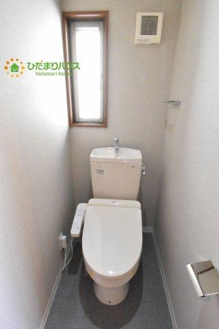 【トイレ】見沼区中川 中古一戸建て