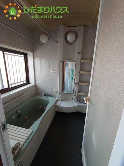 【浴室】行田市門井町 中古一戸建て