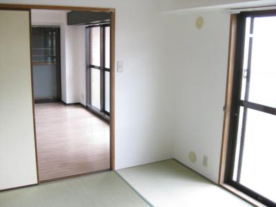【和室】コーポ平野シティ