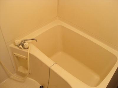 【浴室】コーポ平野シティ