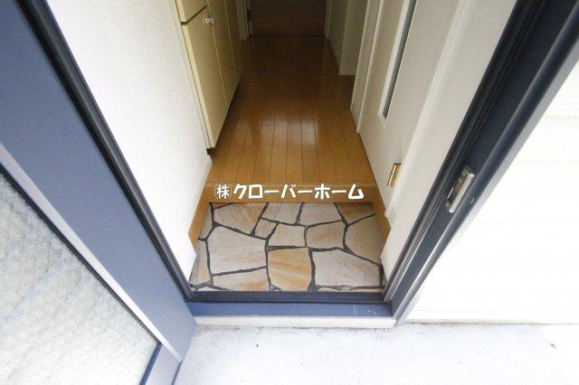 【玄関】ロングット