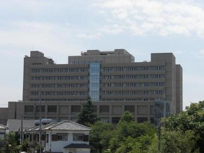 伊勢崎市民病院まで582m