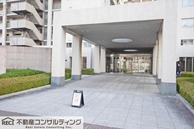 【エントランス】摩耶シーサイドプレイスイースト1番館