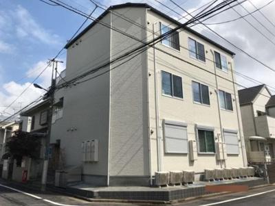 【外観】TEN-NOM HOUSE DELUXE(テノムハウス デラックス)