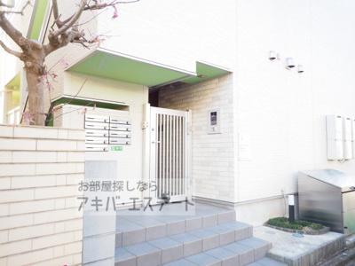 【エントランス】TEN-NOM HOUSE DELUXE(テノムハウス デラックス)