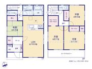 幸田町菱池20-2期(シリーズ名:リナージュ) 全2戸 の画像