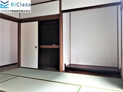 和室、ちょっとしたくつろぎスペースにいかがでしょうか