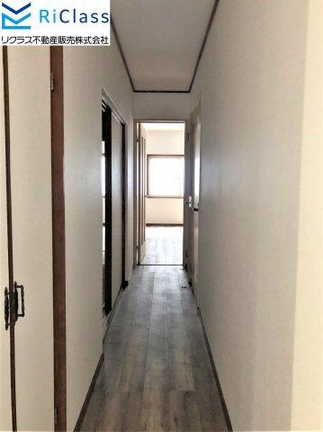 1階廊下です。