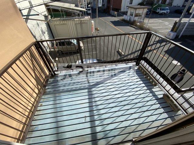 岸田堂西テラスハウス(東大阪市)