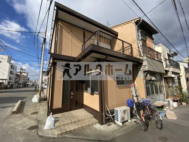 岸田堂西テラスハウス(東大阪市) 外観