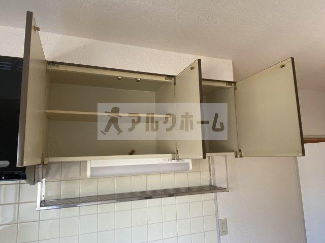 【キッチン】グレイス小山 B