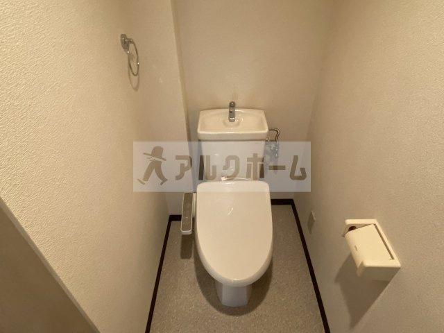 【トイレ】グレイス小山 B
