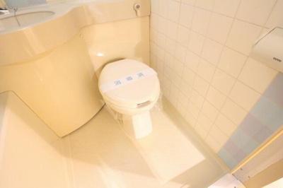 【トイレ】プリメゾン博多