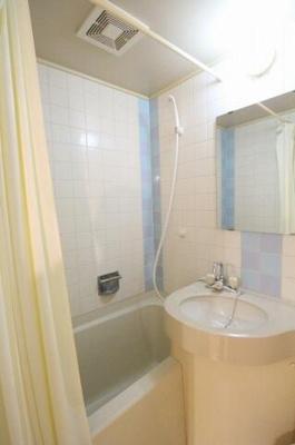【浴室】プリメゾン博多