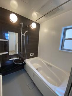【浴室】灘区楠丘町4丁目 新築戸建て