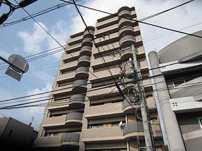 【外観】藤和己斐本町ホームズ弐番館