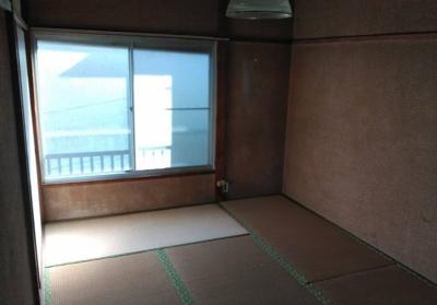 【寝室】石井荘