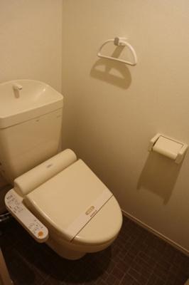 【トイレ】アルファオメガ
