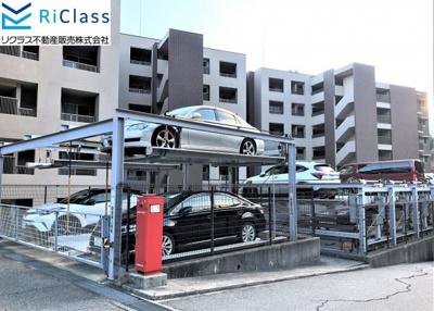 【駐車場】グランドメゾン六甲カネディアンヒル