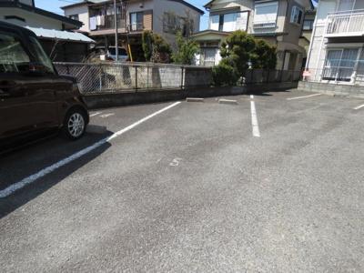 【駐車場】カスミパークホームズA
