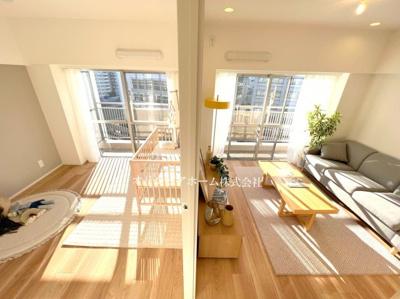 【外観】イトーピア東陽町マンション  東陽町駅4分  リ ノベーション済