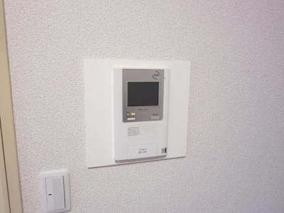 TVモニター付オートロック