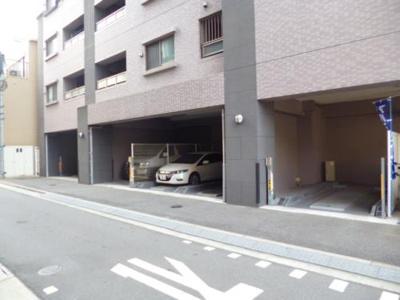 【駐車場】ラフィーネ博多駅前