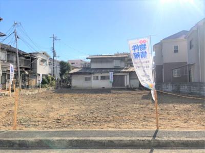 OsakaMetoro御堂筋線「北花田」駅より徒歩約10分アクセス。全2区画分譲地