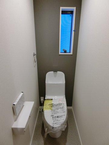 【トイレ】東成区中本1丁目 新築戸建