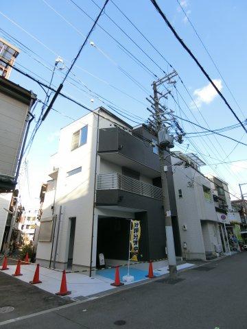 【外観】東成区中本1丁目 新築戸建