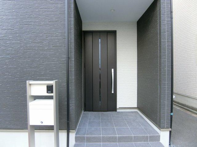 【玄関】東成区中本1丁目 新築戸建