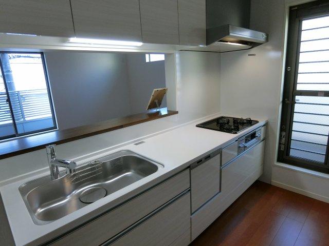 【キッチン】東成区中本1丁目 新築戸建