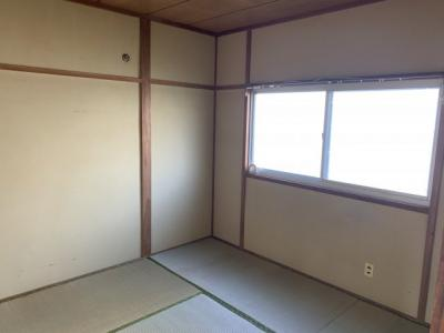 4.5畳の和室です。