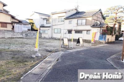 【外観】修学院水川原町 2号地 自由設計