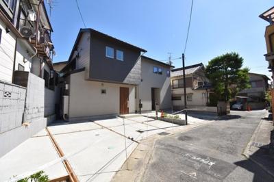 【外観】修学院水川原町 1号地 自由設計