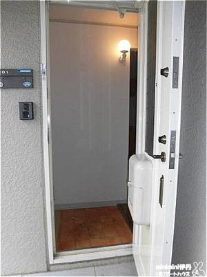 【玄関】サンセジュール